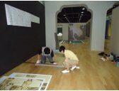 """Trưng bày chuyên đề """"Việt Nam Từ sông Hồng đến sông MêKong"""" tại Bảo tàng Bu San – Hàn Quốc"""